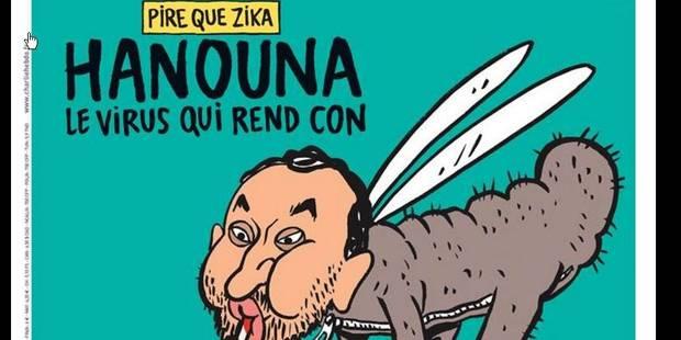 "Charlie Hebdo épingle Cyril Hanouna: ""Le virus qui rend con"" (SONDAGE) - La DH"