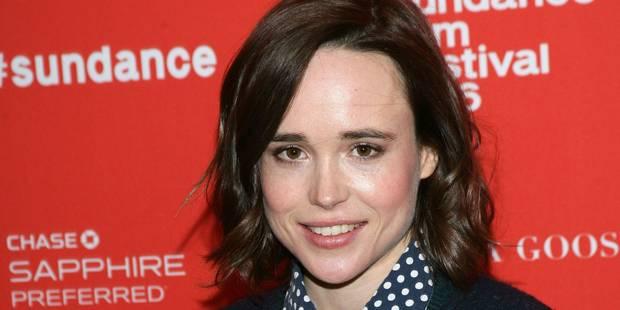 """Le coming out de l'actrice Ellen Page, """"sa meilleure décision"""" - La DH"""