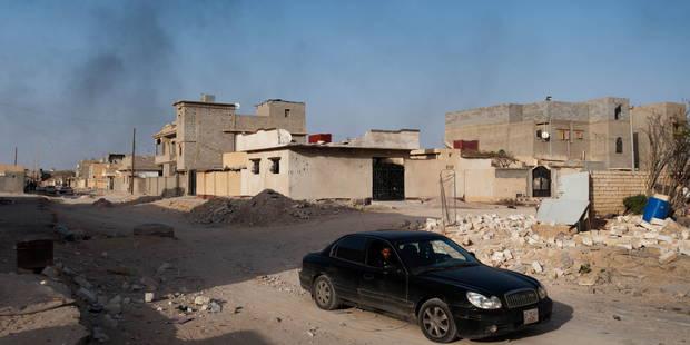 Un djihadiste belge parti en Libye arrêté - La DH