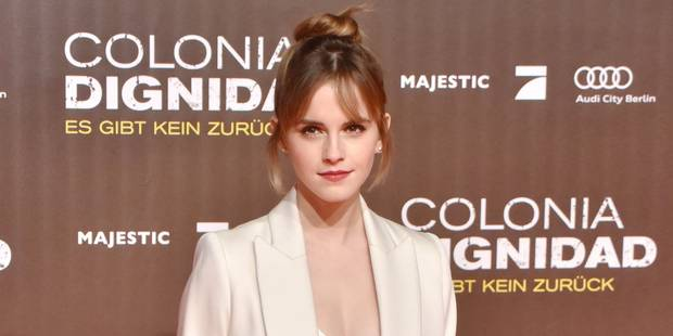 Ça y est, le coeur d'Emma Watson est pris ! - La DH