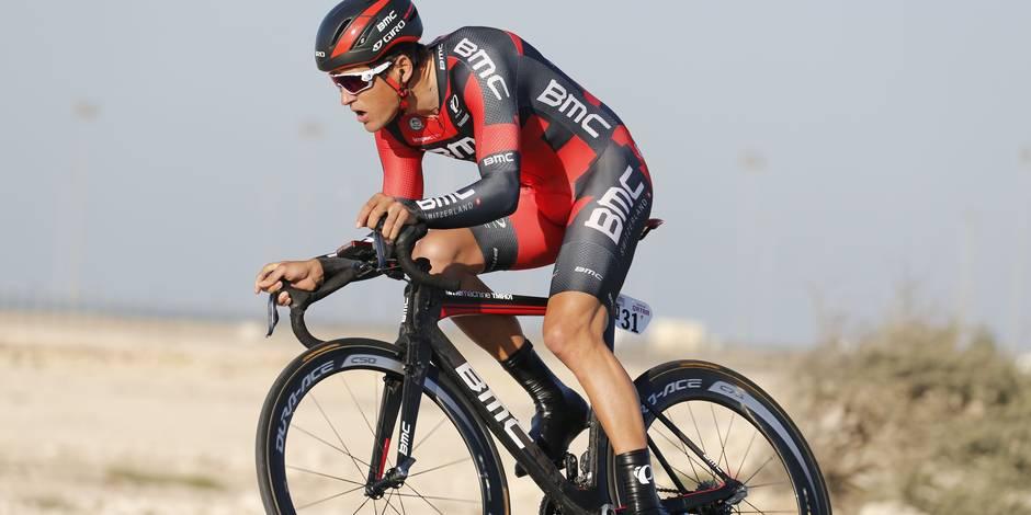 Tour du Qatar: Van Avermaet conscient que la victoire finale sera difficile