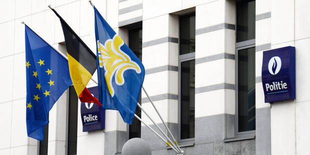 Plan canal: trois syndicats policiers menacent d'une grève d'une semaine - La DH