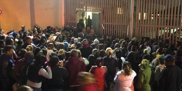 Mexique: 52 morts dans la mutinerie de la prison - La DH