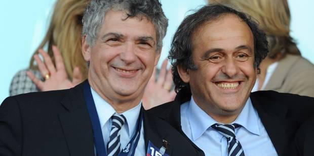 Villar, vice-président de l'UEFA, menacé d'une procédure disciplinaire - La DH