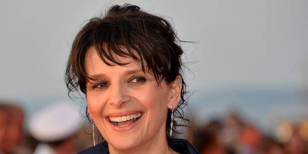 Juliette Binoche, visage de la 41e cérémonie des César - La DH