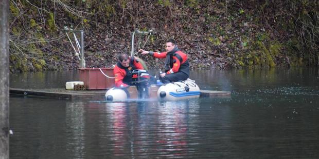 Philippeville: Michel aide son épouse mais ne remontera pas de sa plongée (VIDÉO) - La DH