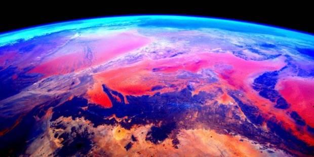 Un astronaute vous fait visiter le monde avec de sublimes clichés - La DH