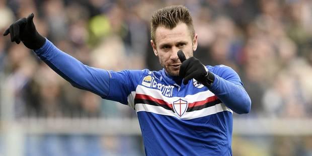 """Antonio Cassano: """"La bouffe, le sexe, le foot, il n'y a pas mieux"""" - La DH"""