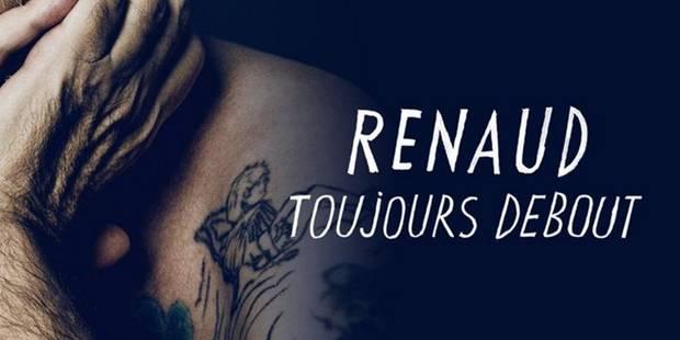 L'album de Renaud sortira le 8 avril - La DH