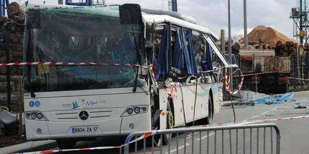 Ados tués dans un accident en France: le camionneur libre sous contrôle judiciaire - La DH