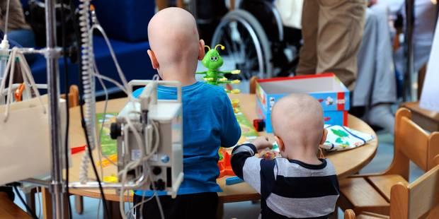 Chaque jour un cancer est dépisté chez un enfant - La DH