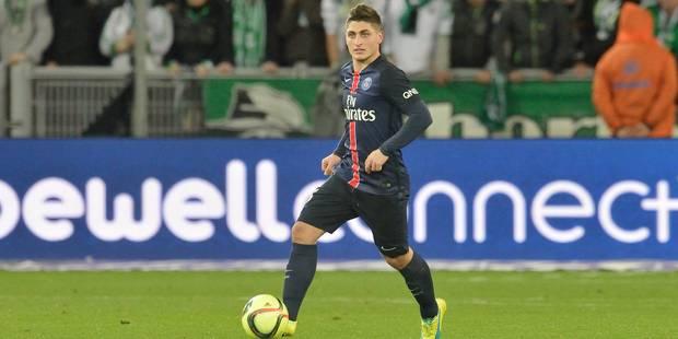 Marco Verratti prolonge au PSG - La DH