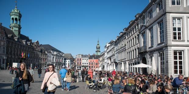Les centres-villes wallons présentent une mauvaise vitalité commerciale - La DH