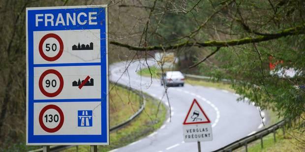 Un permis à points obligatoire pour rouler en France? - La DH