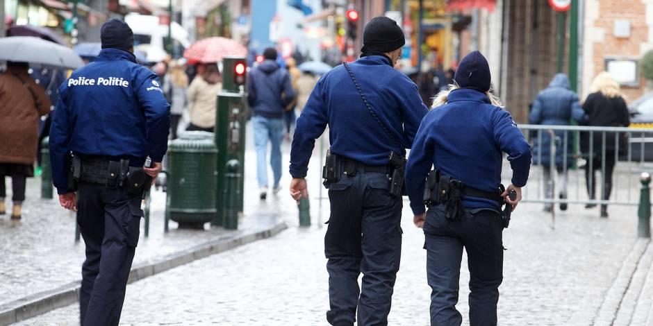 Coups de feu de la police après un vol de voiture à Montignies-sur-Sambre