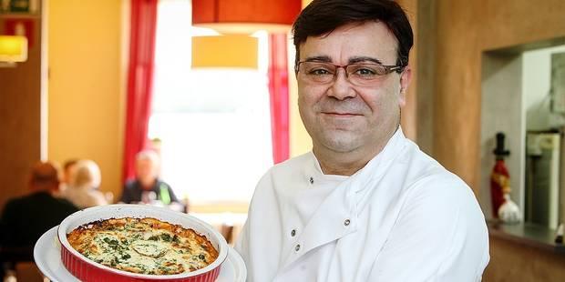 Une pizza sans pâte mais pleine d'audace - La DH