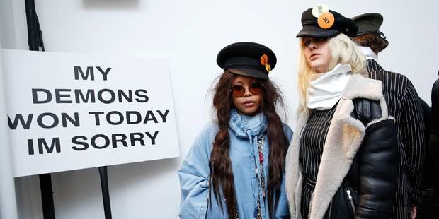 Dépression : quand la mode cherche à faire passer un message - La DH