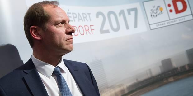 Dopage m�canique: Le Tour de France favorable � des sanctions exemplaires