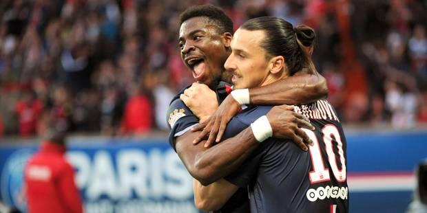Affaire Aurier: Zlatan Ibrahimovic s'exprime - La DH