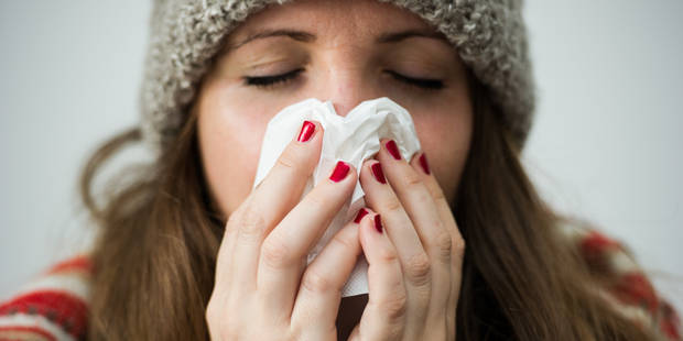 Grippe: l'épidémie progresse lentement - La DH