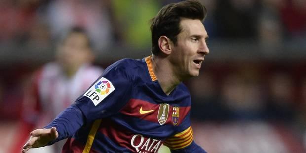 Doublé pour Messi qui passe la barre des 300 buts en Liga (VIDÉOS) - La DH