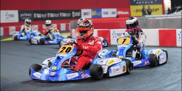 Karting Indoor à Wavre: ouverture en septembre - La DH