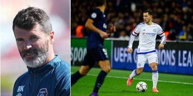 """Roy Keane: """"Hazard ? Si j'étais son équipier, je lui en ferais voir à l'entraînement !"""" - La DH"""