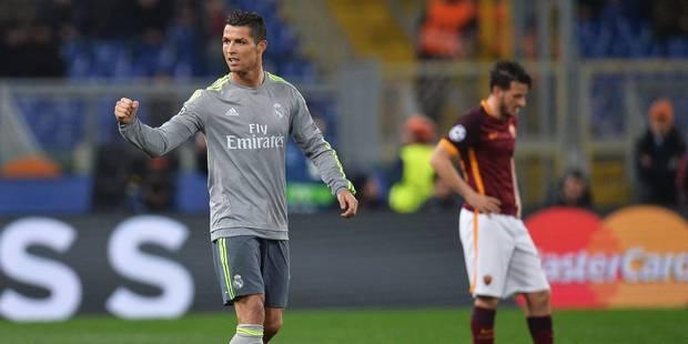 L'incroyable but de Cristiano Ronaldo contre la Roma (VIDEO) - La DH