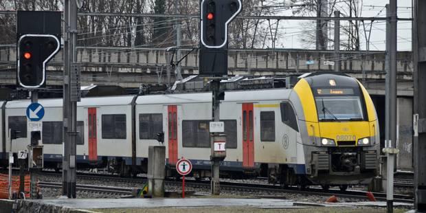 Un train sans chauffeur sur les rails: la SNCB enquête - La DH