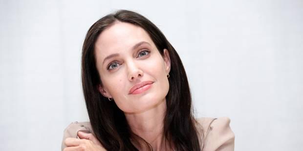 """Angelina Jolie : """"Je ne voulais pas d'enfant"""" - La DH"""