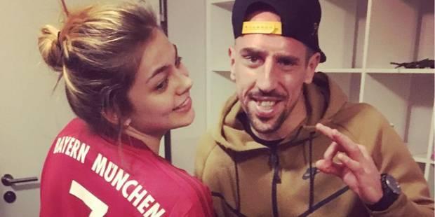Louane et Ribery: le duo qu'on n'attendait pas - La DH