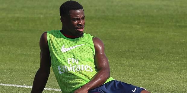 """Blanc: """"Le club va prendre une décision sur Aurier"""" - La DH"""