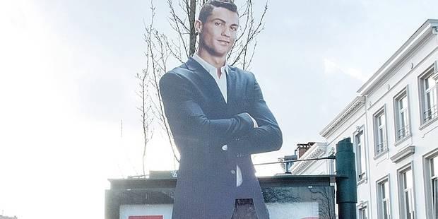 Bruxelles: la publicité avec Cristiano Ronaldo est illégale - La DH