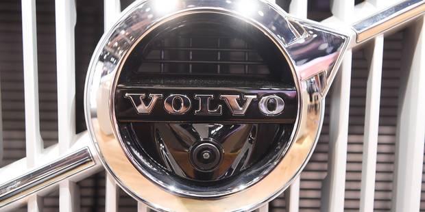 Rappel de 59.000 voitures Volvo pour un problème électronique - La DH