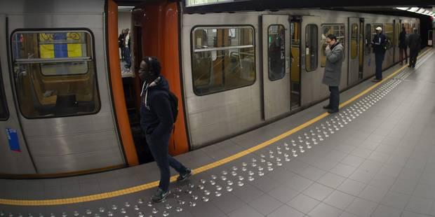 Début d'incendie dans le métro sur les lignes 2 et 6! - La DH