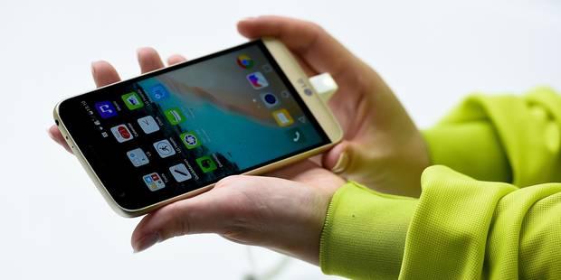 LG lance son nouveau smartphone pour contrer Samsung - La DH