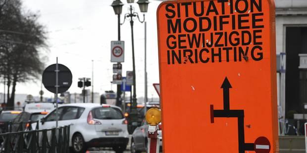 Bruxelles: le tunnel Stéphanie rouvert en mai - La DH