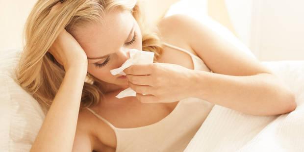 La grippe en forte progression - La DH