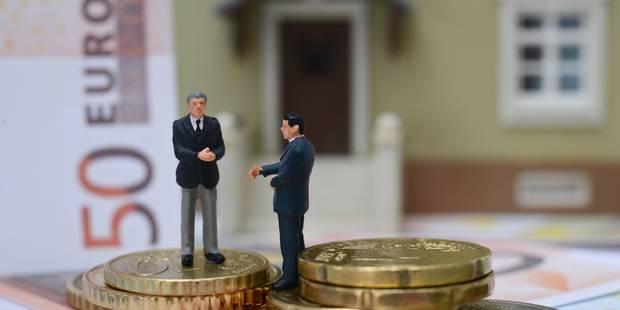 Les familles ont plus de dettes que de revenus - La DH