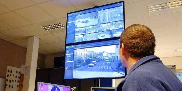 31 caméras veillent sur le centre d'Arlon - La DH
