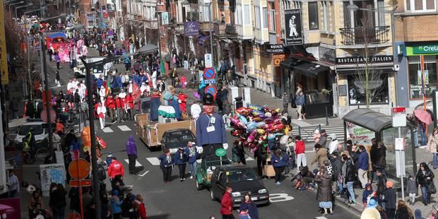 Le parcours du carnaval de Schaerbeek sera raccourci en raison de la menace terroriste - La DH