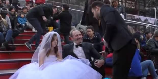 Une fillette de douze ans épouse un sexagénaire à New-York (VIDEO) - La DH