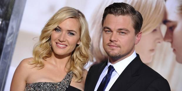 Kate Winslet / Leo DiCaprio : 10 photos de grande complicité - La DH