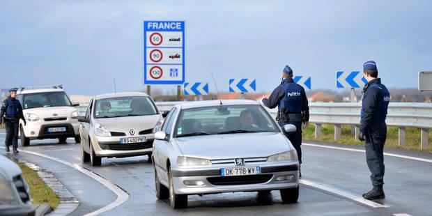 Contrôle de la frontière: 224 personnes ont été interceptées jeudi - La DH