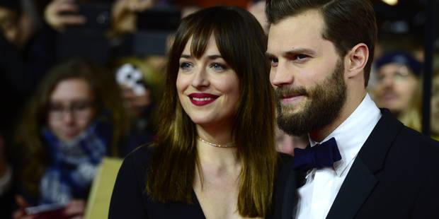 """Cinquante nuances de Grey """"triomphe"""" aux Razzie awards, les anti-Oscars - La DH"""