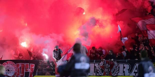 Charleroi-Standard: sans doute pas une simple amende - La DH