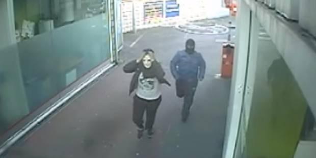 Appel à témoins: reconnaissez-vous ces 3 voleurs ? (VIDEO) - La DH