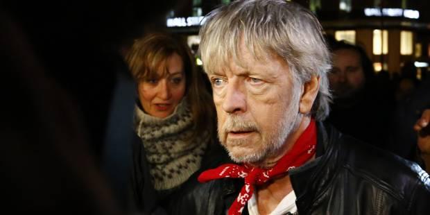 Renaud reprend la plume pour Charlie Hebdo - La DH