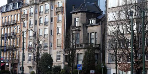 La maison Art déco de Françoise Bertieaux ne sera pas détruite - La DH