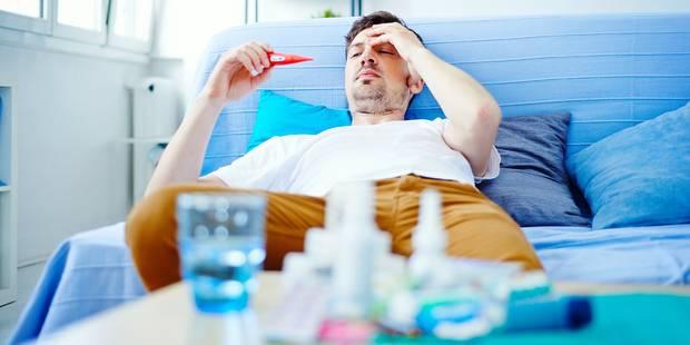 Grippe: près de 250.000 consultations depuis le début de l'épidémie (INFOGRAPHIE) - La DH